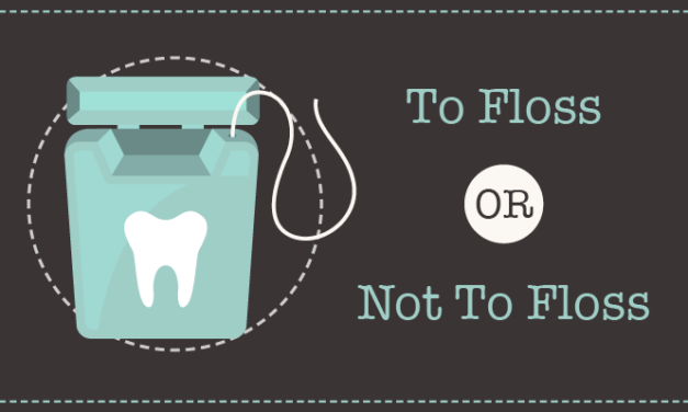 Flossing: Important or Not? [Infographic]