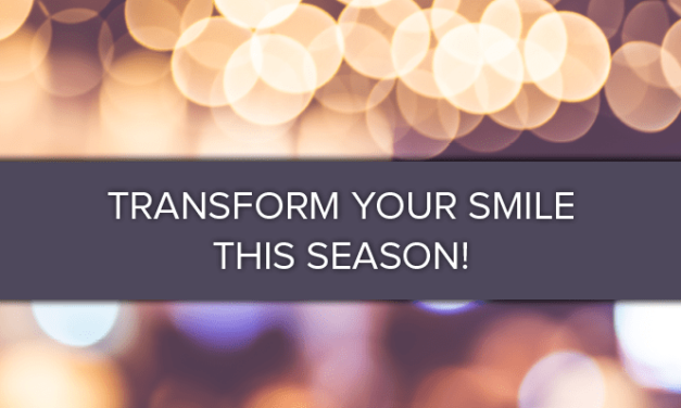 Give Yourself the Gift of a New Smile This Holiday Season