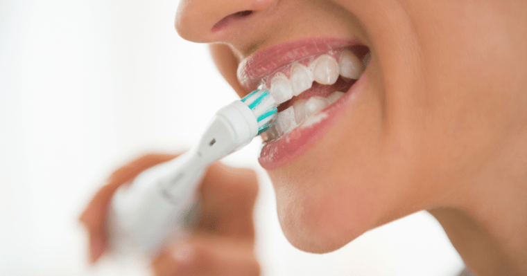 Teeth Tips: How to Use an Electric Toothbrush