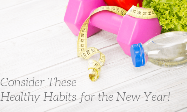 """Say """"Hello"""" to These 5 Healthy Habits for the New Year"""