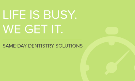 Save Time with Same-Day Dentistry [Infographic]