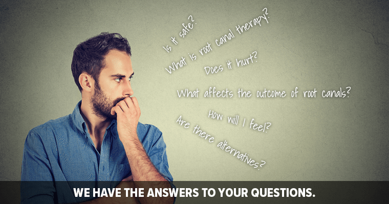 Answers to Your Top 5 Root Canal Questions