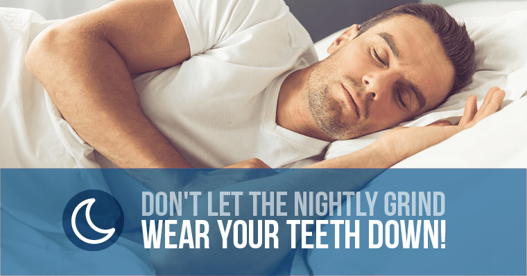 How to Stop Clenching Your Teeth at Night