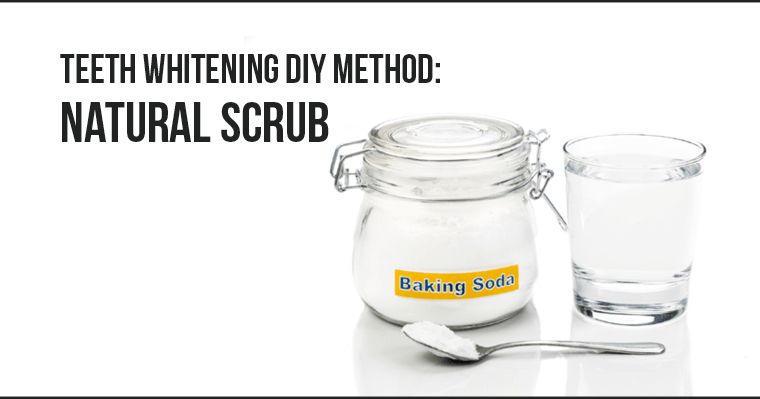 Will natural scrubs like baking soda or activated charcoal whiten your teeth?