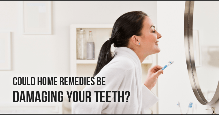 Teeth Whitening DIY: Are You Doing More Harm Than Good?