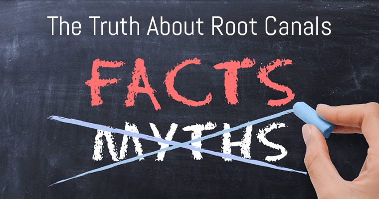 5 Myths About Root Canals