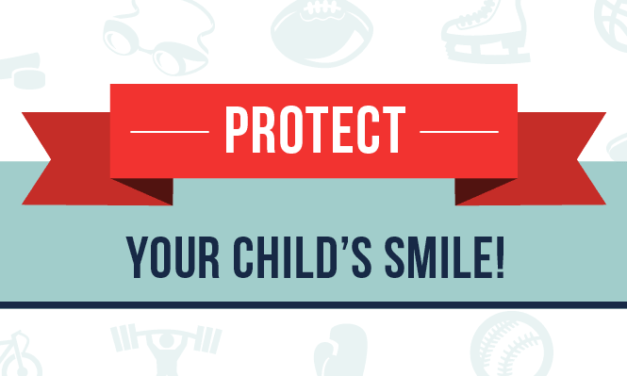 Sports Mouthguards: The Best Defense For Your Kids' Teeth [Infographic]