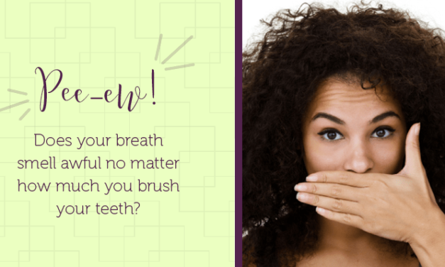 Why Do I Still Have Bad Breath After Brushing?