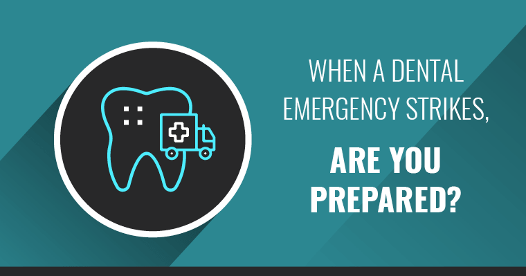 When a dental emergency strikes, are you prepared?